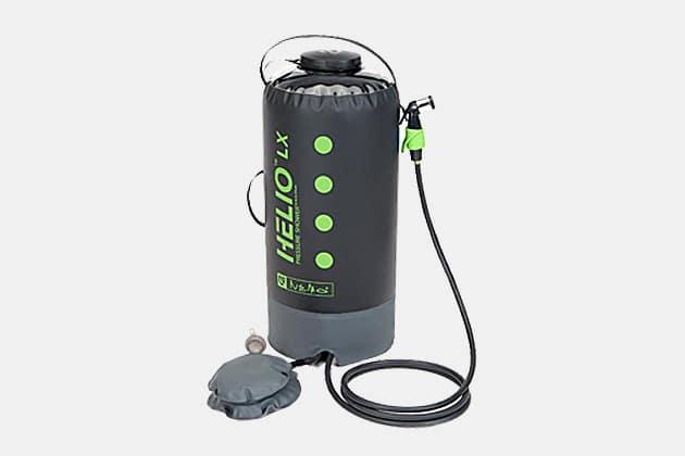 NEMO Helio LX Portable Pressure Shower