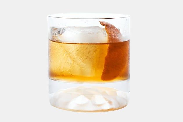 Nude Glass Whiskey Tumbler