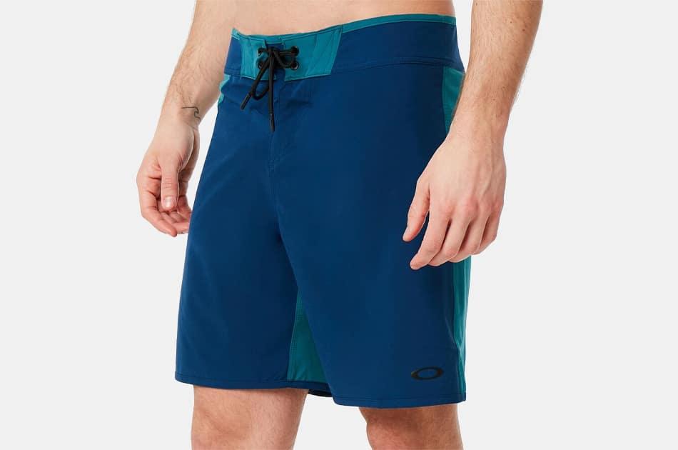 Oakley Floater Angle Block Board Shorts