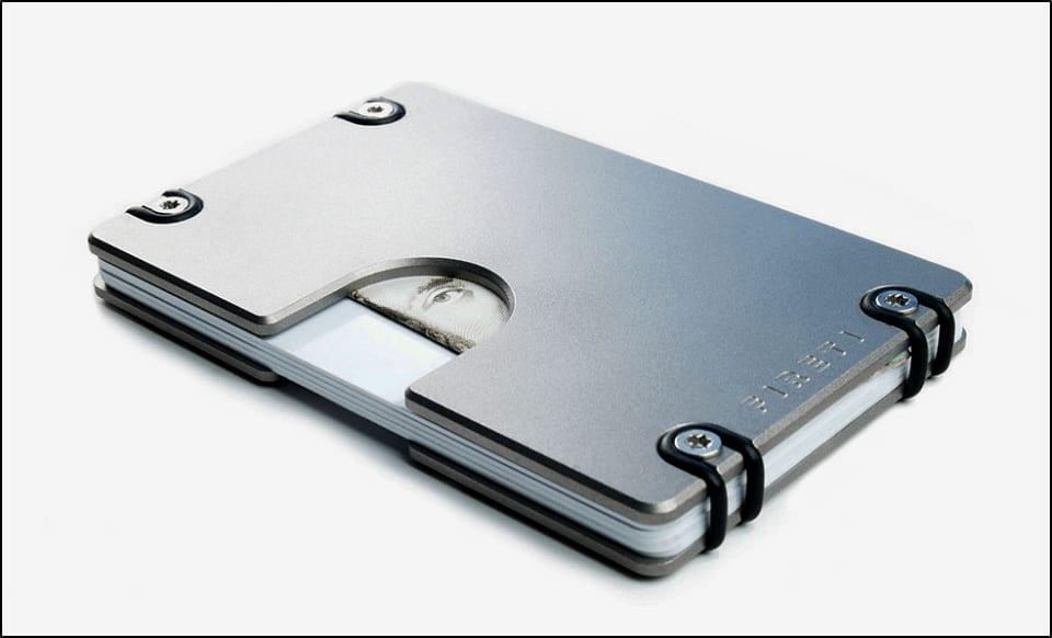 Omega Titanium Wallet
