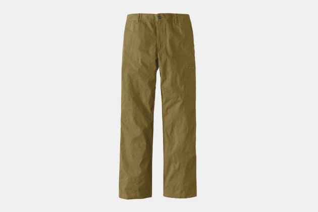 Orvis Ripstop Travel Cargo Pants