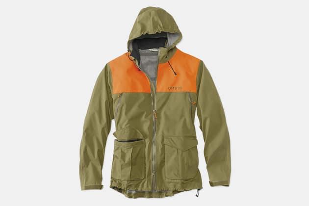 Orvis Toughshell Waterproof Upland Jacket