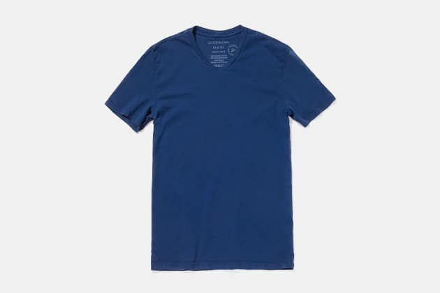Outerknown S.E.A. V-Neck Tee
