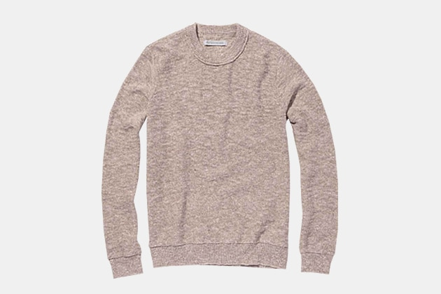 Outerknown Shelter Crew Sweater