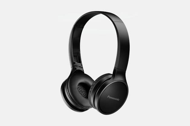 Panasonic RP-HF400B-K Wireless Headphones