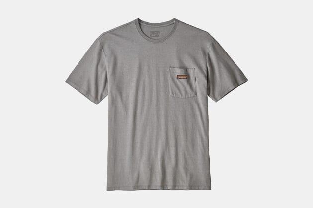 Patagonia Men's Work Pocket Tee Shirt