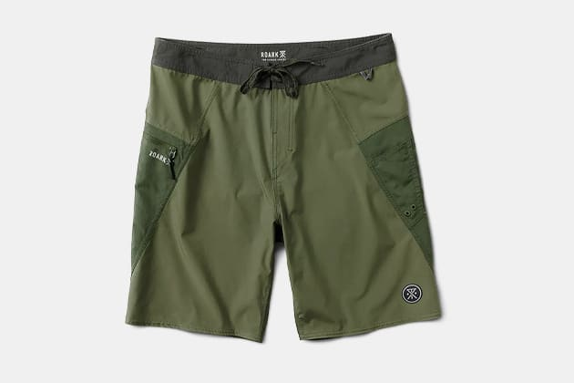 Roark Revival Boatman Boardshorts