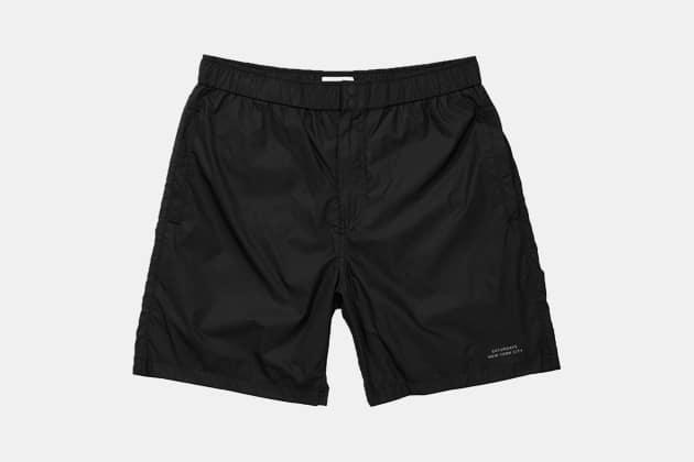 Saturdays NYC Trent All-Purpose Swim Shorts
