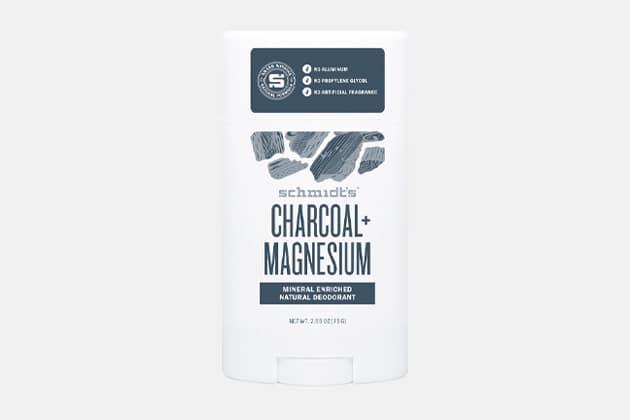 Schmidts Charcoal + Magnesium Natural Deodorant