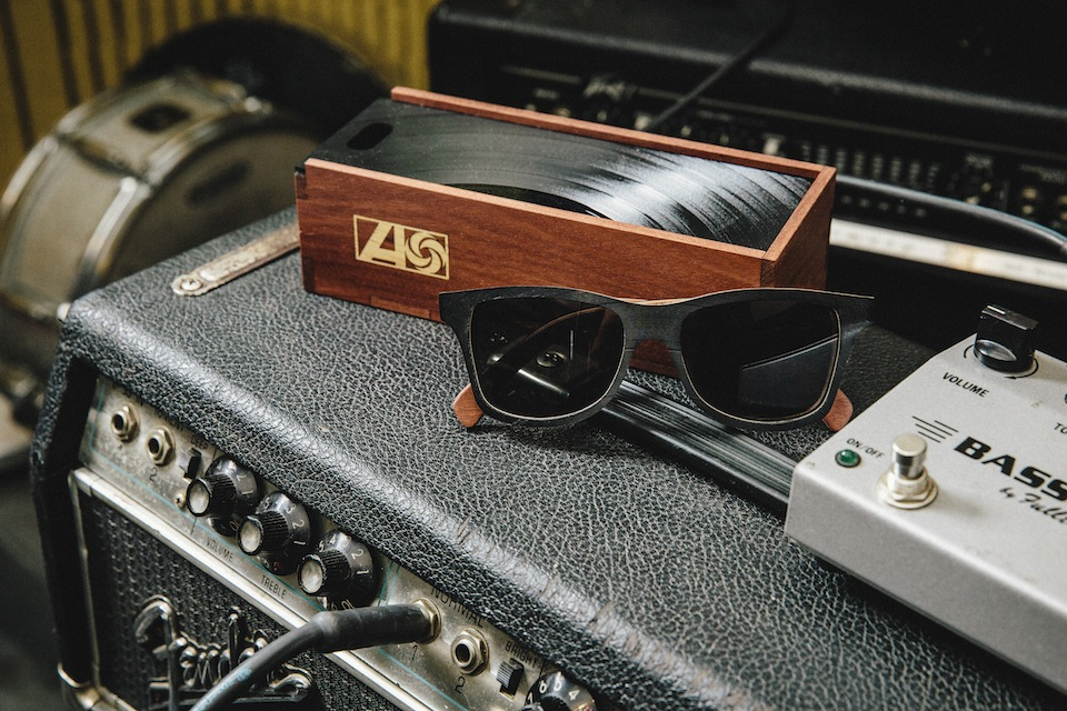 Shwood x Atlantic Records Sunglasses