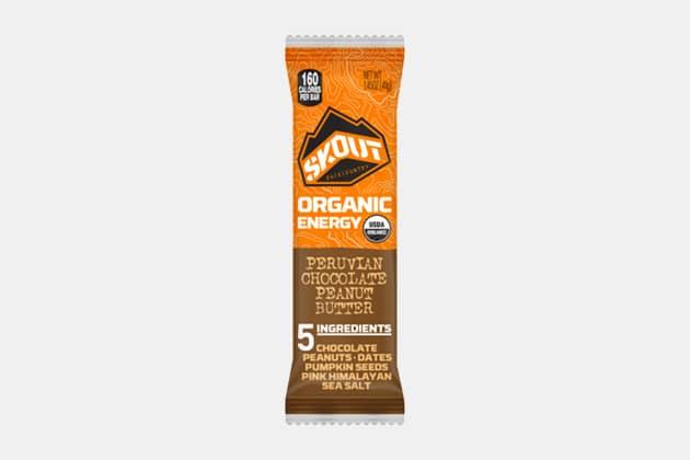 Skout Backcountry Organic Energy Bars
