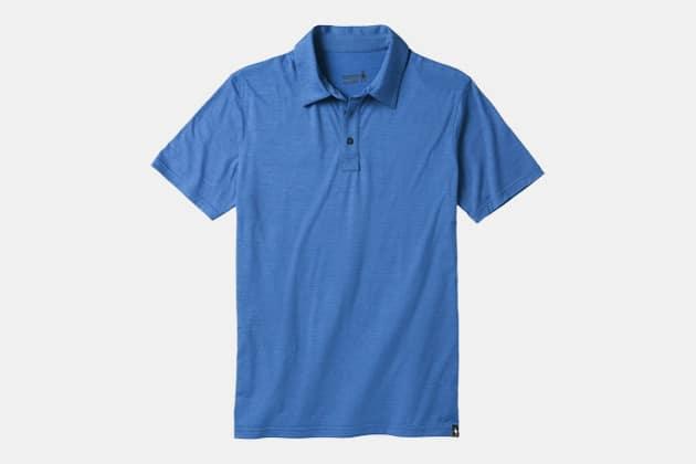 Smartwool Merino 150 Pattern Polo Shirt