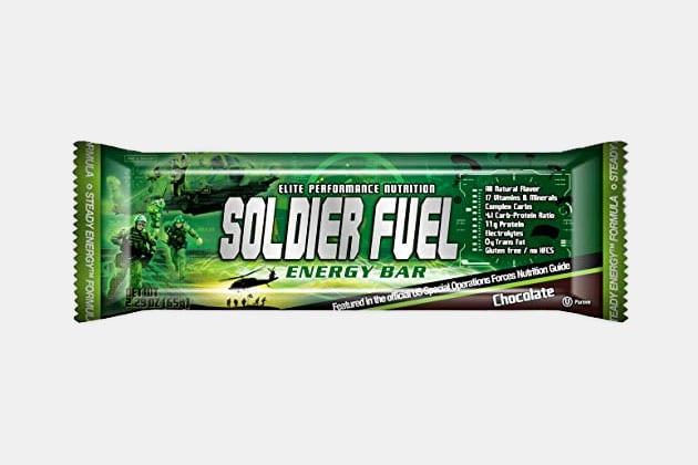 Soldier Fuel Energy Bars