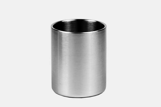Stainless Whiskey Lowball