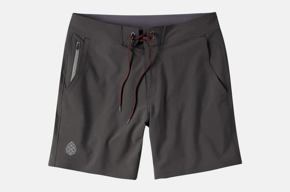 Stio Men's CFS Board Shorts