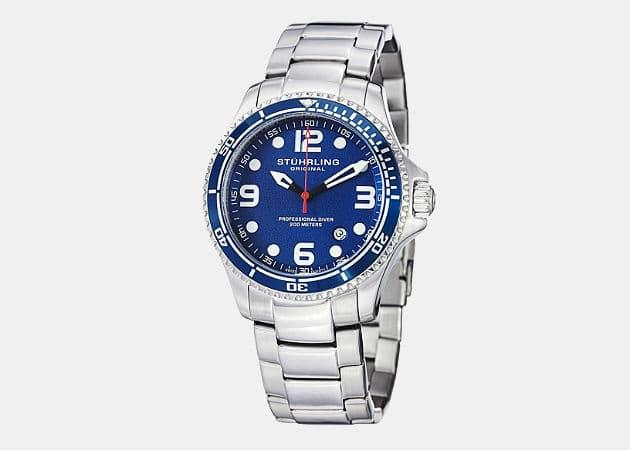 Stuhrling Original Grand Regatta Dive Watch