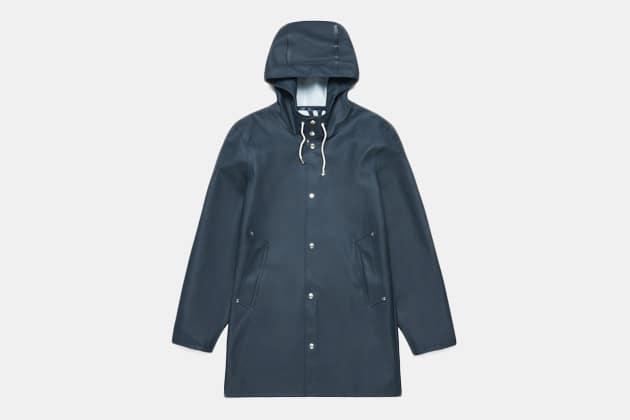 Stutterheim Stockholm Basic Raincoat
