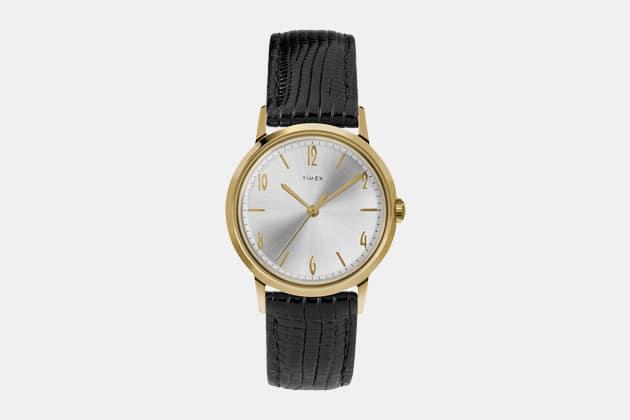 Timex Marlin Manual Watch
