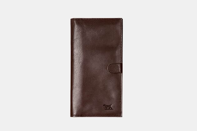 Tom Pearce Travel Wallet