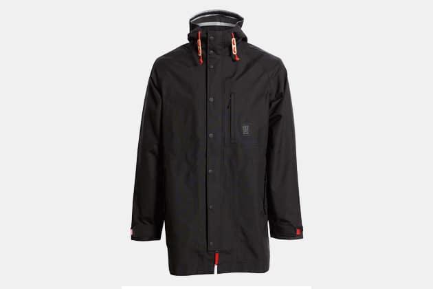 Topo Designs Waterproof Rain Jacket