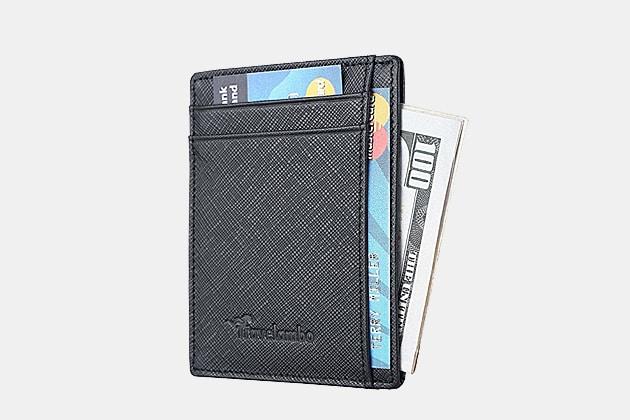Travelambo RFID Minimalist Wallet