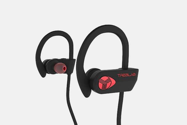 TrebLab XR-500 Wireless Bluetooth Earbuds