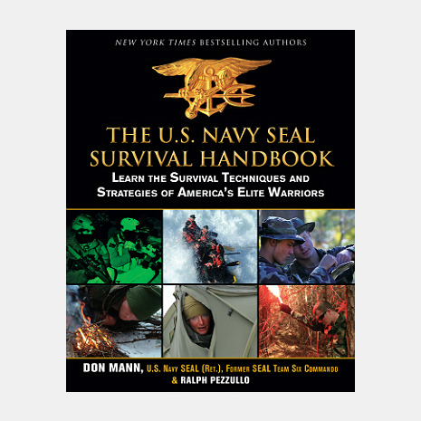 The U.S. Navy Seal Survival Book