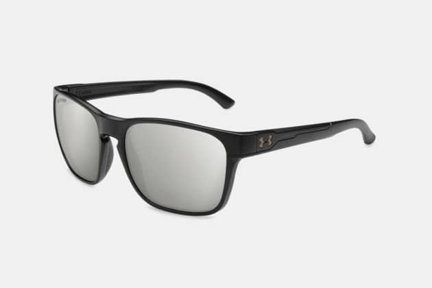 Under Armour Glimpse Polarized Mirror Sunglasses