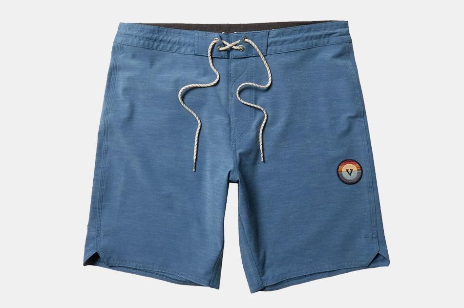 VISSLA Solid Sets Board Shorts