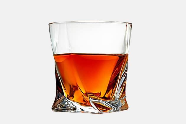 Venero Whiskey Glass