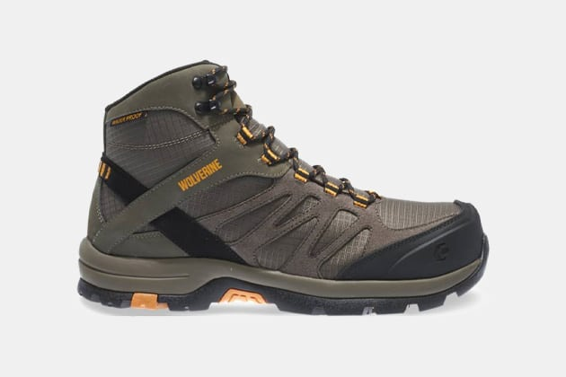 Wolverine Fletcher Waterproof Carbonmax Hiking Boot