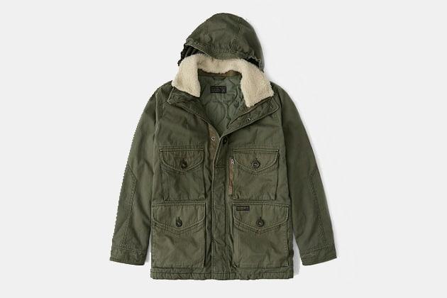 Abercrombie & Fitch Combat Jacket
