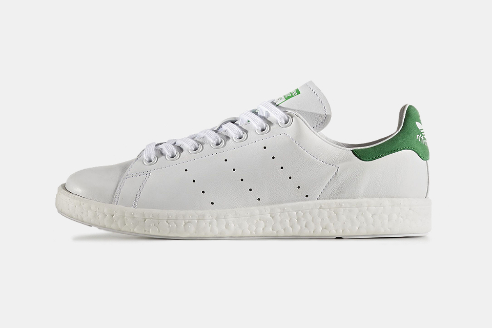 new high quality clearance prices differently Adidas Stan Smith Boost | GearMoose