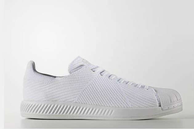 Adidas Superstar Primeknit in White