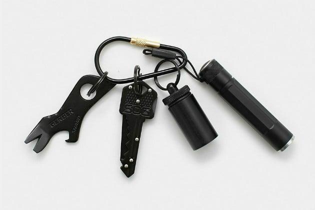 All Black EDC Kit