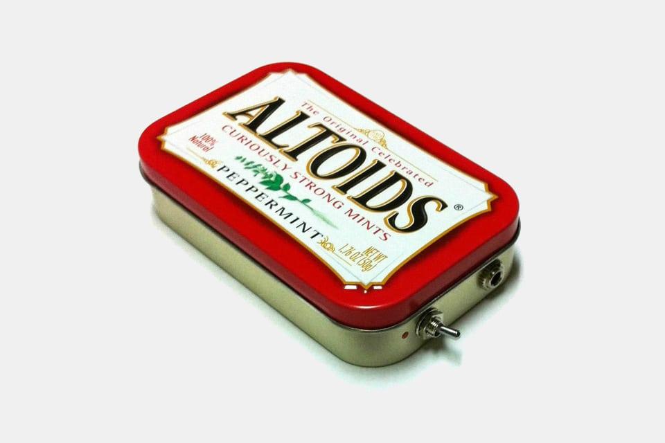 Altoids Tin Amp and Speaker