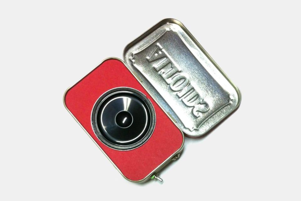 Altoids Tin Speaker