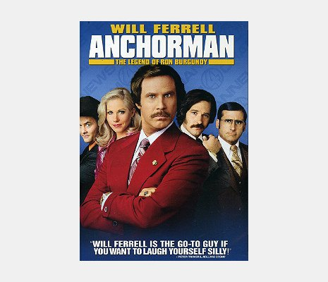 Anchorman: The Legend Of Ron Ron Burgundy