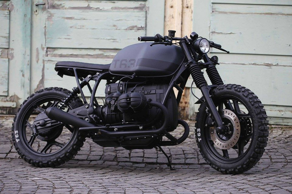 Angry Motors T63 Motorcycle