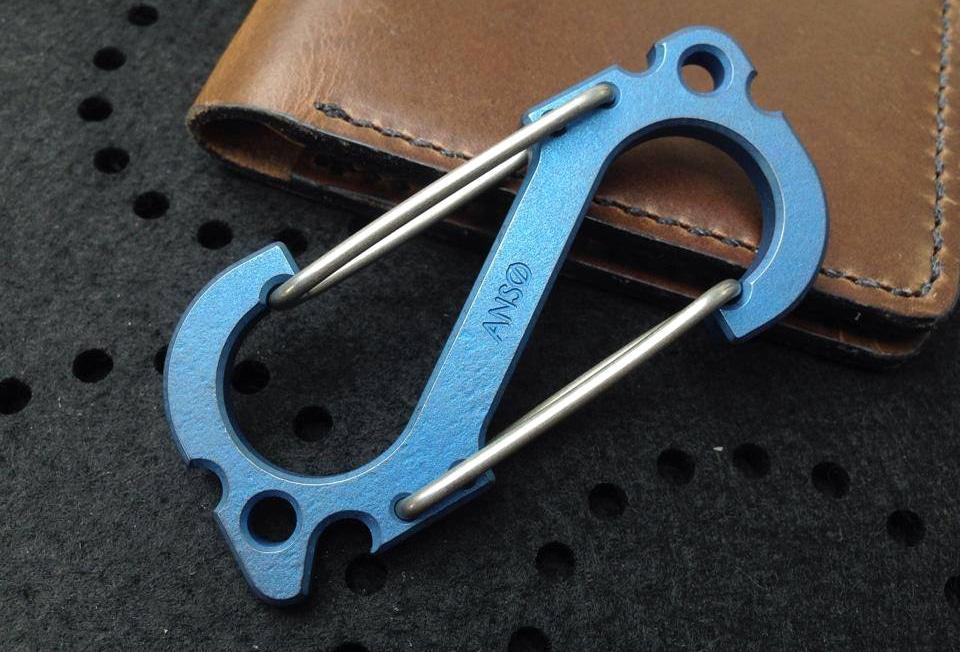 Ansoknives Carabiner V.5