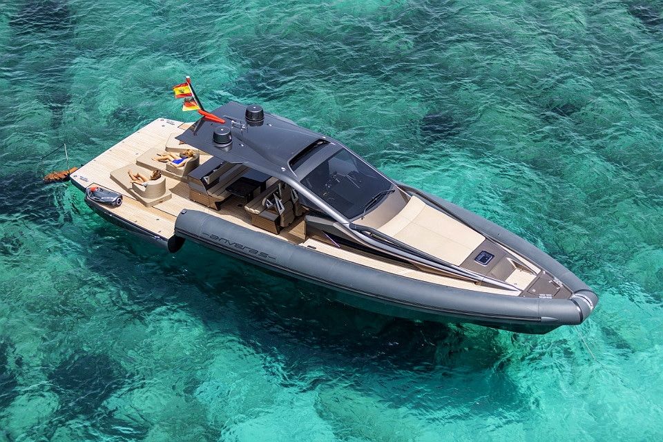 Anvera 48 Yacht Tender