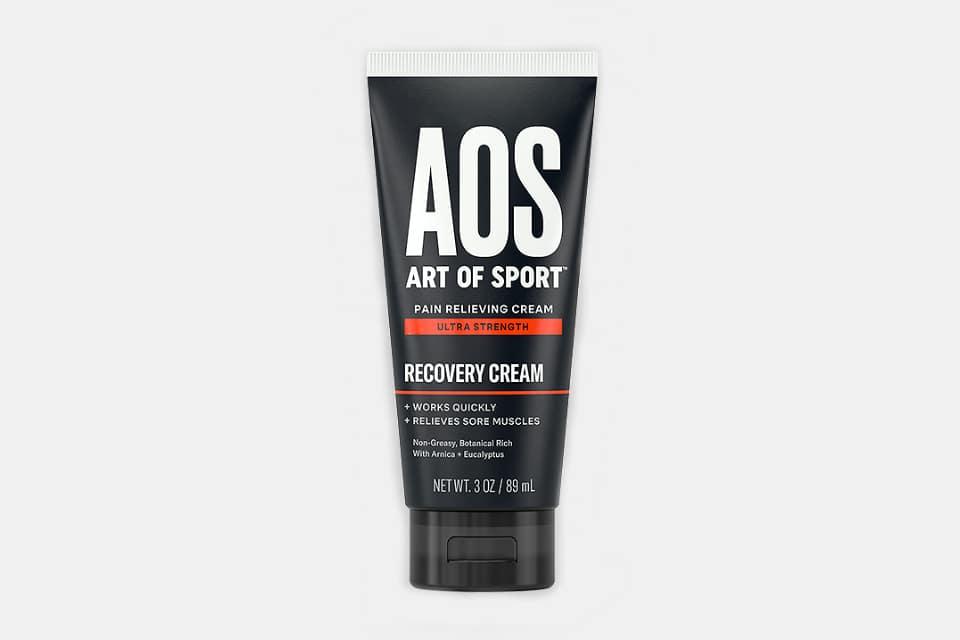 Art Of Sport Recovery Cream