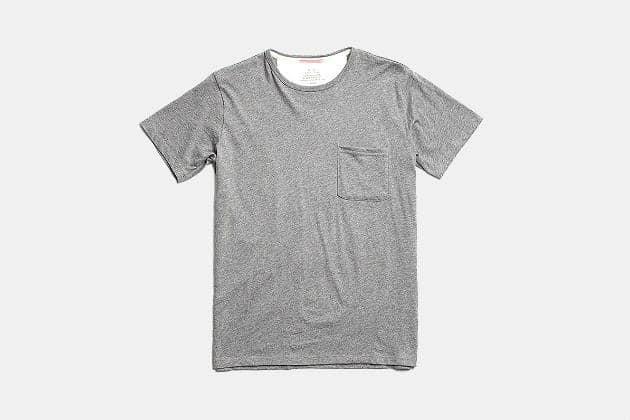 Apolis Standard Issue Organic Pocket T-Shirt