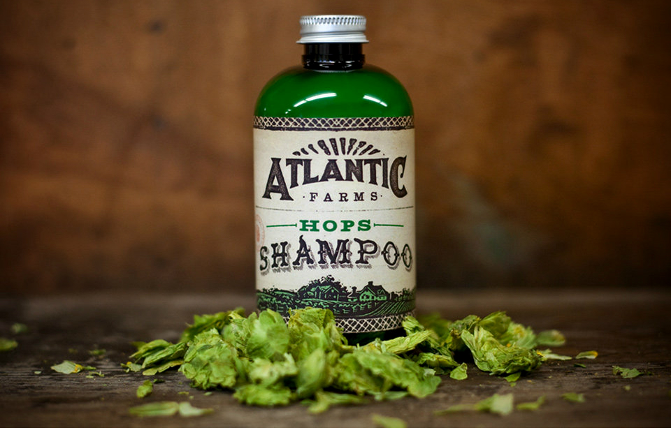 Atlantic Farms Hops Shampoo