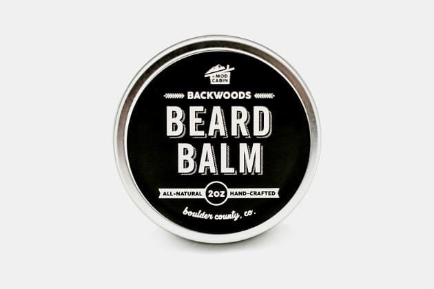 Backwoods Beard Balm