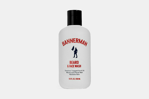 Bannerman Beard & Face Wash