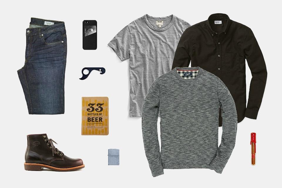 Bar Hopping Essentials