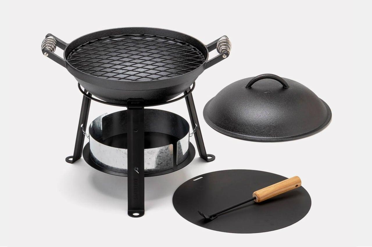 Barebones All-in-One Cast Iron Grill