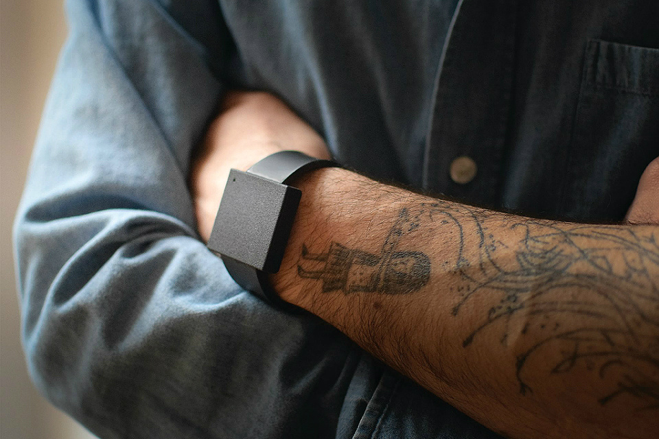 Basslet Wearable Subwoofer