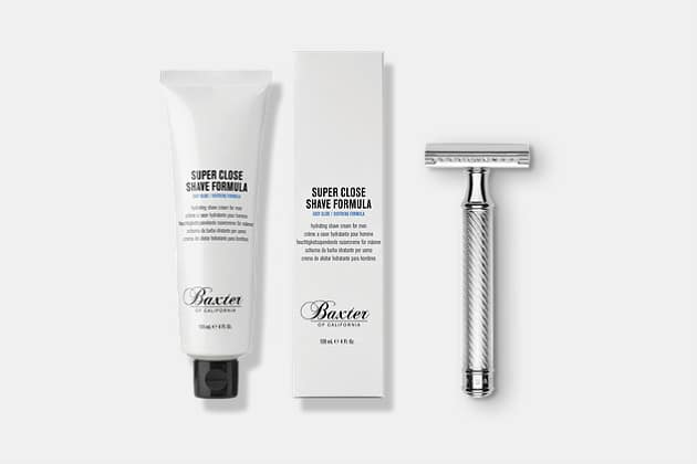 Baxter Of California Super Close Shave Set